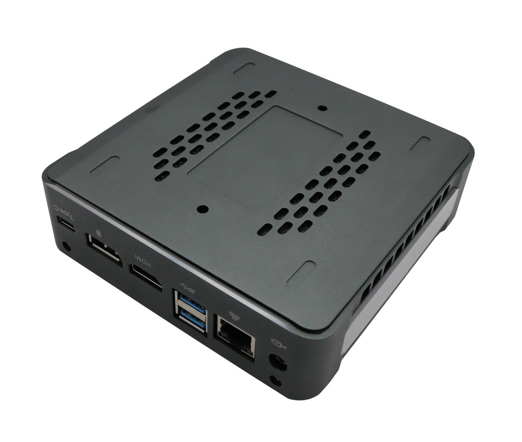 NEW 8Th Gen Intel Core i7 8565U 64GB RAM DDR4 NVME M.2 SSD Nuc Mini PC Windows 10 Pro AC Wifi 4K HTPC HDMI Type-c  Desktops