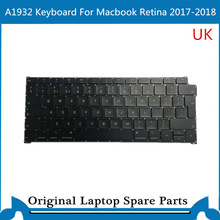 Teclado genuíno para macbook air a1932 teclado uk 2018