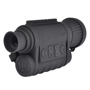 Image 3 - WG650 Night Hunting Digital Optical Infrared 6X50 Night Vision Monocular 200M Range Night Vision Telescope Picture and Video