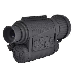 Image 4 - WG650 Visione notturna di Visione Monoculare di Caccia Scope Sight Cannocchiale di Visione Notturna del Telescopio Ottico di Notte Vista Libera La Nave