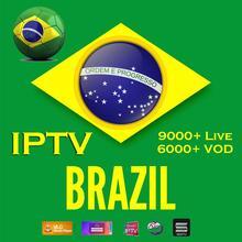 лучшая цена iptv Brazil IPTV Subscription M3U adult for HD android 9.0 French Spain Portugal Italia Arabic Dutch IPTV box enigma2 smart tv