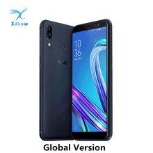 Asus Zenfone Max M1 ZB555KL cep telefonu 3GB RAM 32GB ROM 5.5 inç Snapdragon 430 13MP + 5MP 4000mah hızlı şarj akıllı telefon