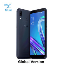 Asus zenfone max m1 zb55kl celular 3 gb ram 32 gb rom 5.5 Polegada snapdragon 430 13mp + 5mp 4000mah carga rápida smartphone