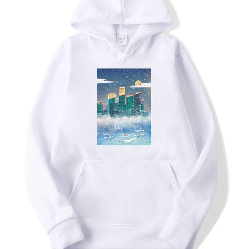 2019 Hot Sale Hoodies Women'S Cute Christmas Girl Hoodie Casual Sweatshirt Long Sleeve thick Warm Tops - 5