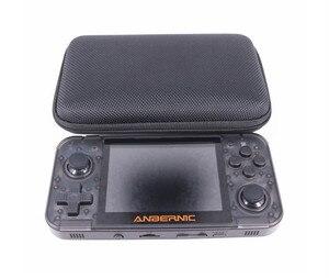 Image 5 - ANBERNIC הגנת תיק עבור רטרו משחק קונסולת RG350 תיק גרסה משחק נגן RG 350 שקית כף יד רטרו משחק קונסולה