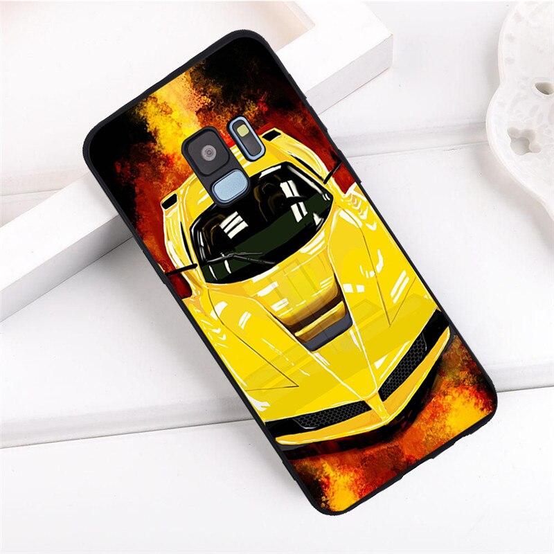 Car For Samsung Galaxy S6 S7 Edge S8 S9 S10 Plus Lite Note 8 9 10 A30 A40 A50 A60 A70 M10 M20 Phone Case Cover Funda Luxury Boy