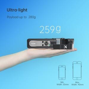 Image 3 - Hohem iSteady X 3 ציר כף יד Gimbal Smartphone טלפון מייצב עבור iPhone X Gopro 6 7 PK חלק 4 DJI אוסמו נייד 2