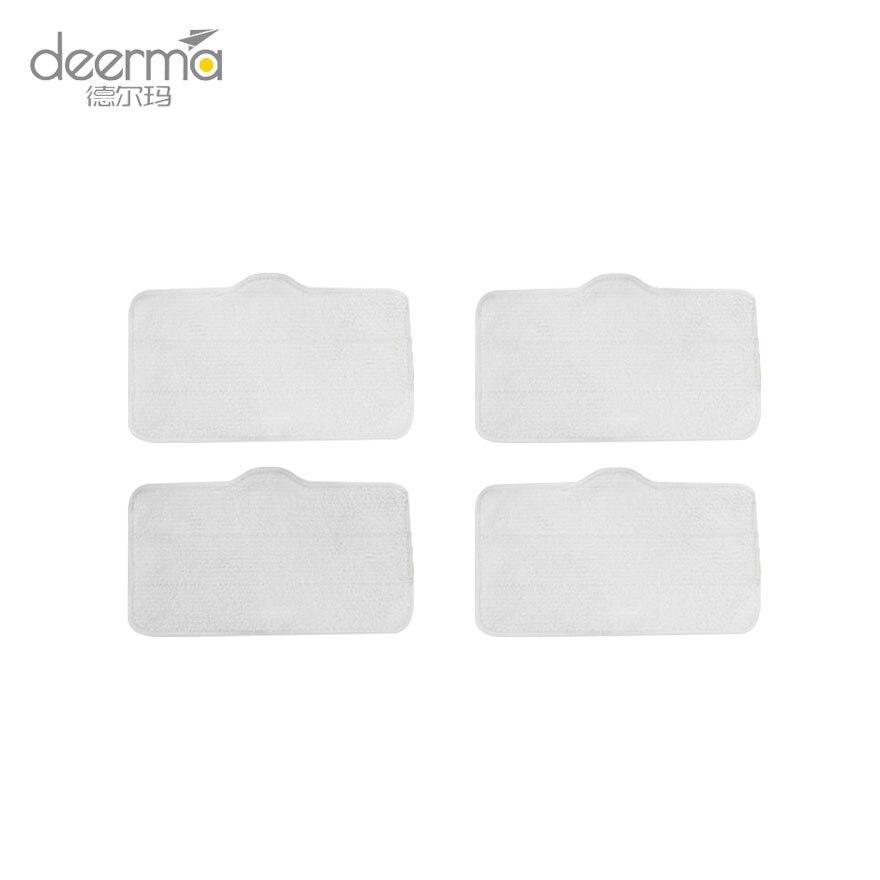 Deerma スチームクリーナーモップ掃除モップ dem-zq600 dem-zq610 モップ 4 個