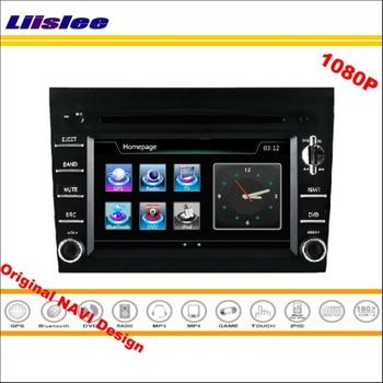 For Porsche 911 997/Cayman 2005 2006 2007 2008 Stereo Radio DVD Player GPS Navigation Screen System DVR Driving Video Recorder