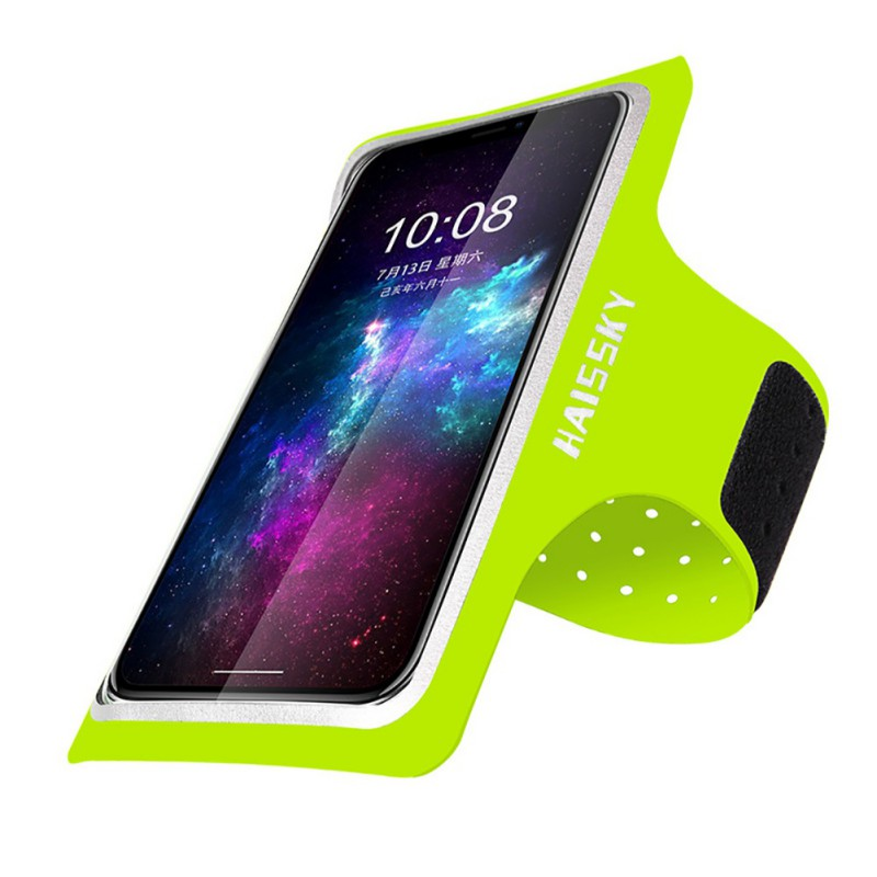 High Quality Running Bag Mobile Phone Arm Phone Bag Exercise Arm Band 6.5