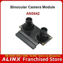 ALINX AN5642: 5MP OV5640  Binocular Camera Module for FPGA Board