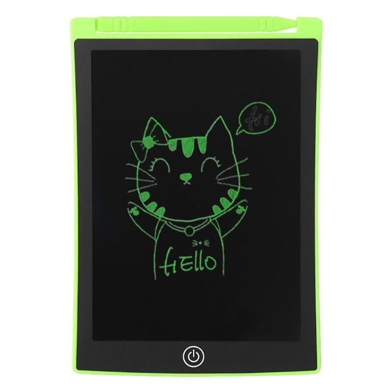 8,5 дюймовый портативный ЖК-планшет, ультра-тонкая электронная доска для письма, детские игрушки для рисования, развивают детские навыки рисования