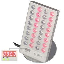 Мини красный светильник терапевтический прибор низкая частота 850nm 660nm 35W светодиодный красный светильник терапия
