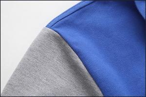 Man Polo Shirt Brand Mens Casual Deer Embroidery Polo shirt Men Short Sleeve High Quantity Polo Men