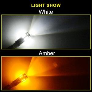 Image 5 - NAO W5W LED T10 5W5 3 واط 1000LM السوبر مشرق سيارة مصباح سيارة جانبي LED مصباح للسيارات 12 فولت 6000 كيلو جودة عالية 194 الأبيض العنبر 168 Blub