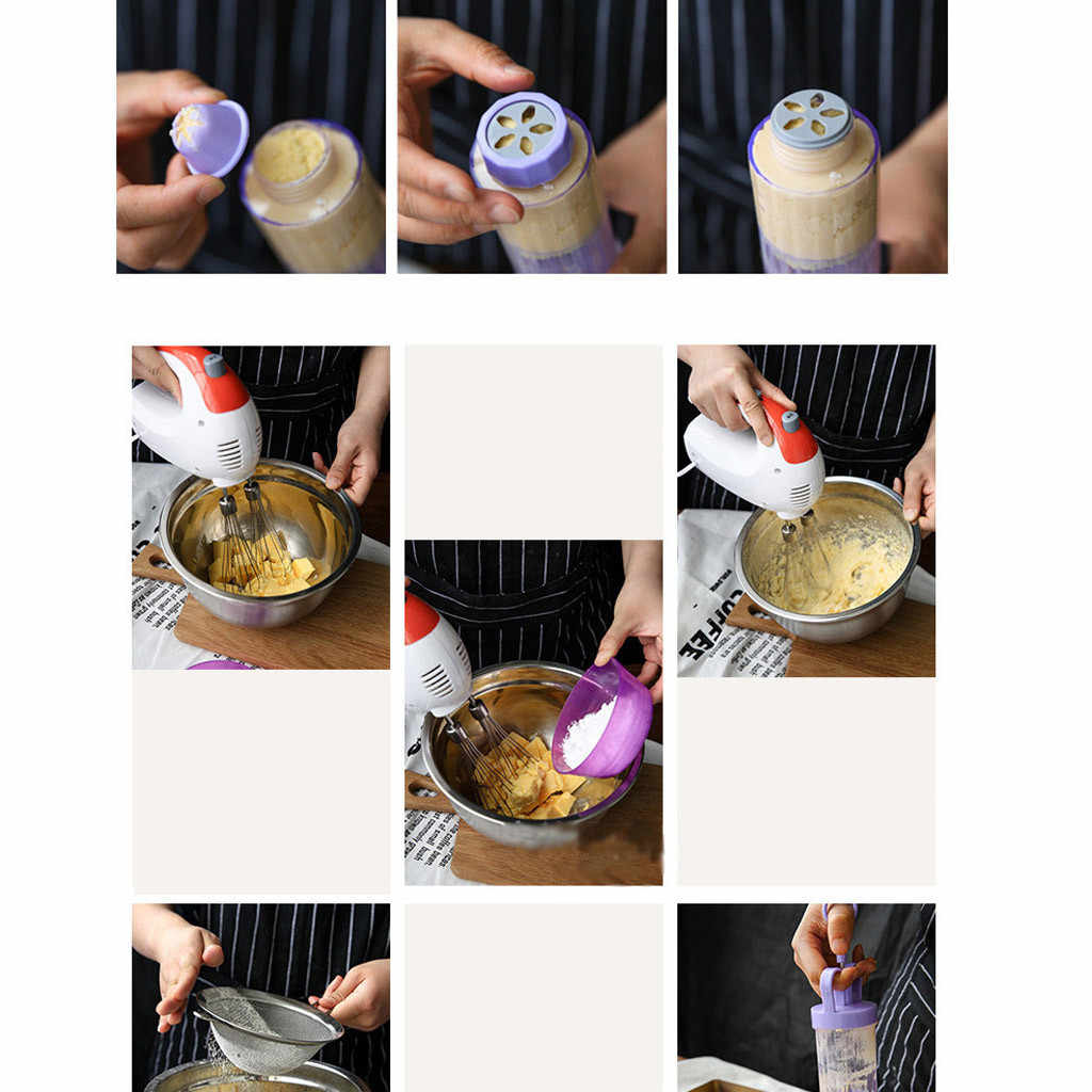 キッチンアクセサリークッキービスケット製造メーカーポンププレス機械装飾キッチン型ツールセットケーキデコレーションベーキングツール
