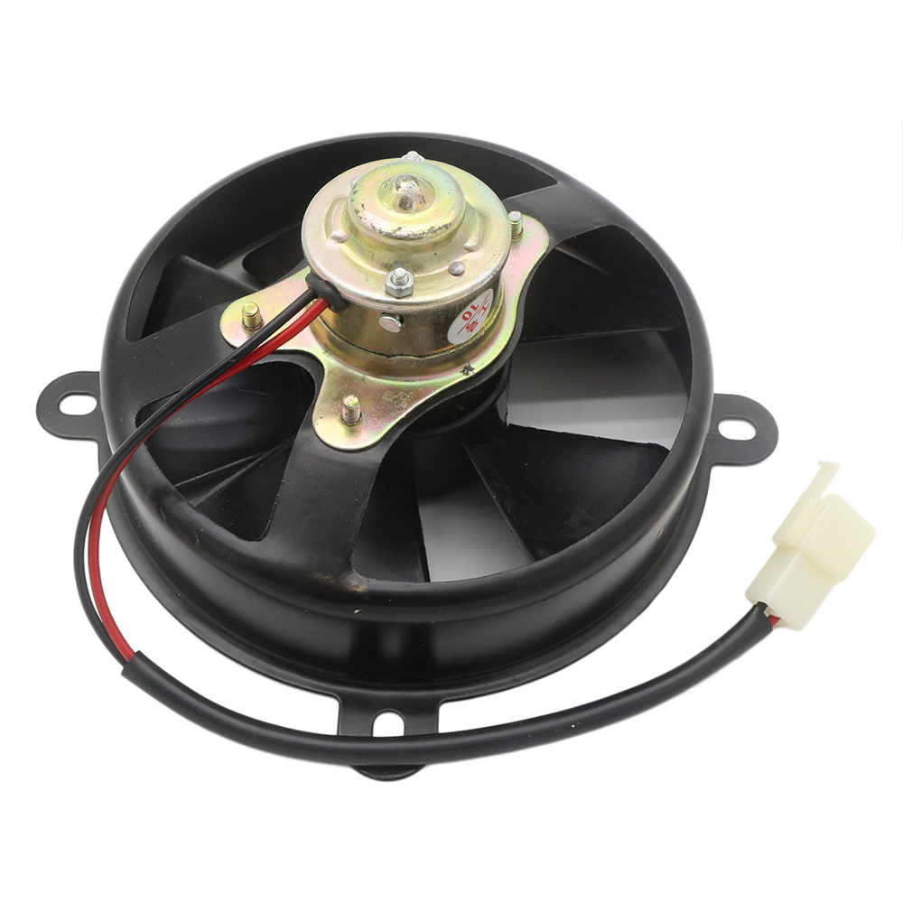 Motorcycle Cooling Fan Metal Electric Radiator Thermal For Motorcycle ATV Quad Dirt Bike 150CC 250CC Motorbike Accessories