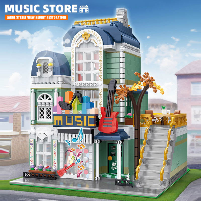 Yeshin YC20008 The MOC Musical Instrument Store