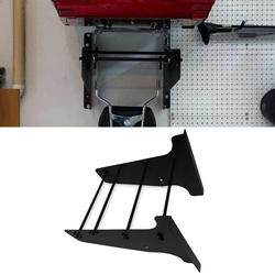 For Tour Trunk Pack Pak and Backrest Sissy Bar and Mounting Luggage Rack Wall Mount Storage Rack Fit Harley Touring Road King