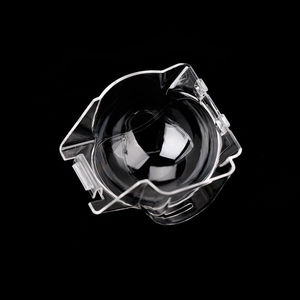 Image 4 - غطاء عدسة الكاميرا ، حامل Gimbal لـ DJI Mavic Pro Platinum uav ، واقي Gimbal ، غطاء مقاوم للغبار ، ملحقات حامل النقل