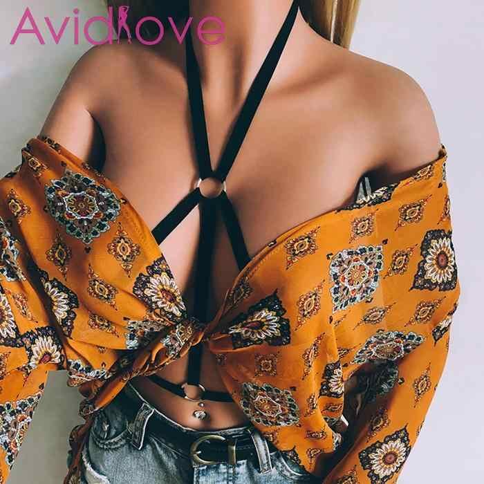 مثير المرأة مطاطا Strappy و البرازيلي الجوف خارج الرسن الصلبة سلس لا تسخير ضئيلة عارضة الملابس الداخلية الصيف