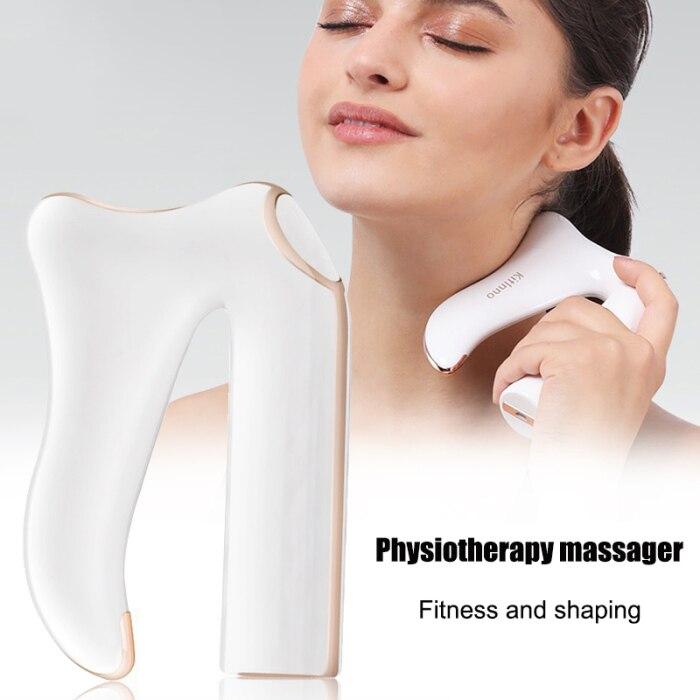 2019 músculo elétrico relaxar massageador meridiano massagem