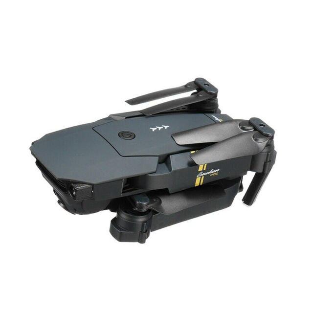 E58 Foldable Drone RC Quadcopter 1080P 5.0MP Camera 2.4GHz WIFI FPV Headless Aircraft Portable Aerial Photography Aircraft 3