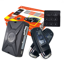 Car-Alarm Entry-System Cardot Pke Remote Push Start Keyless Stop-Button Passive Auto