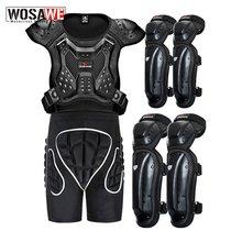 Wosawe/мотоциклетная куртка для взрослых защитная броня гонок