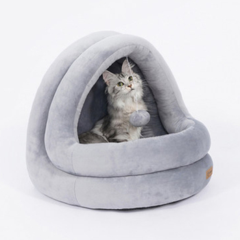 Net Red Cat's Cave Summer Deep Sleep Cat's Cave Four Seasons General Closed Cat's Cabin Cat's Bed Cat's Cave Summer