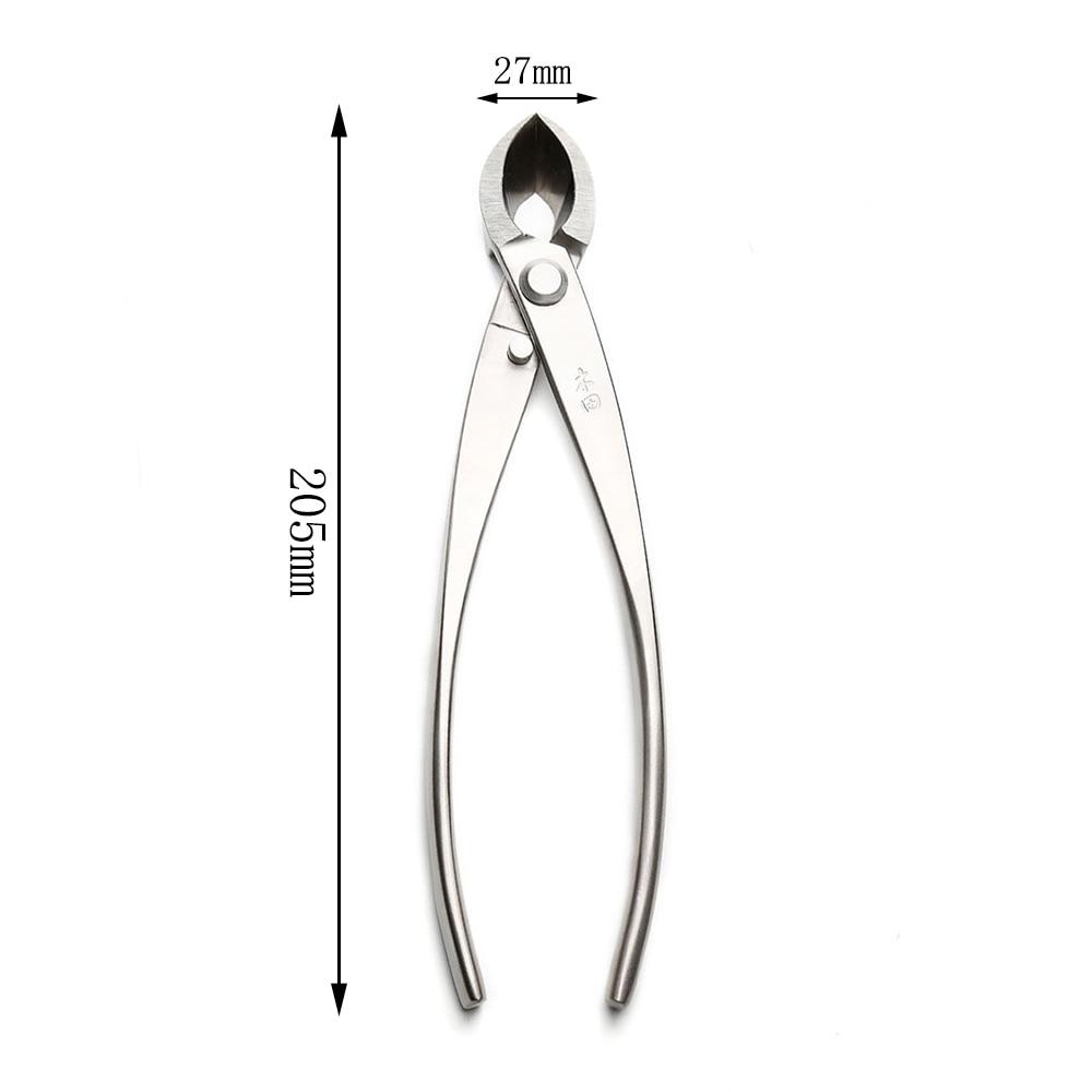 205 mm coupe-branche coupe droite bord professionnel qualité niveau - Outils de jardinage - Photo 2