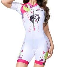 Triathlon women aero cycling clothes suit speedsuit High-qualit custom fitness sexy body bike clothing ciclismo skinsuit