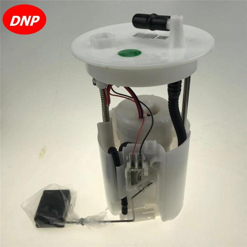 Conjunto do módulo da bomba de combustível de dnp apto para honda city 17708-t9a-t01-m1 292100-5911 17045-t2a-a00