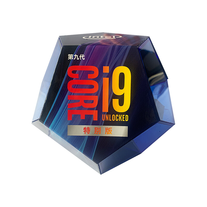 Intel Core I9-9900KS Desktop Processor 8 Cores Up To 5.0 GHz Turbo Unlocked LGA1151 300 Series 127W New 100% Original CPU