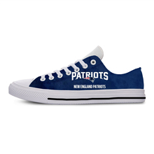 Patriots Classic Canvas Lightweight Fashion Men