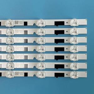 Image 4 - LED شريط إضاءة خلفي ل UE40F6500 UE40F6200AK CY HF400BGLV2H UE40F5300AK BN96 25305A UE40F5570 BN96 25521A UE40F6800 UE40F6740