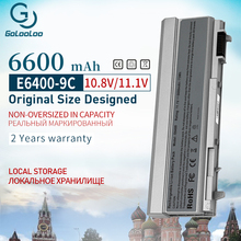 Golooloo 9Cells New Laptop Battery for Dell Latitude E6400 E6410 E6500 E6510 for M2400 M4400 M4500 DFNCH C719R FU571 KY265 R822G