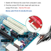 EDUP 2974Mbps WiFi 6 PCIE Wireless WiFi Adapter Bluetooth 5 1 Intel AX200 Dual Band 2 4G 5Ghz PCI Express 802 11AX Wi-Fi Card discount