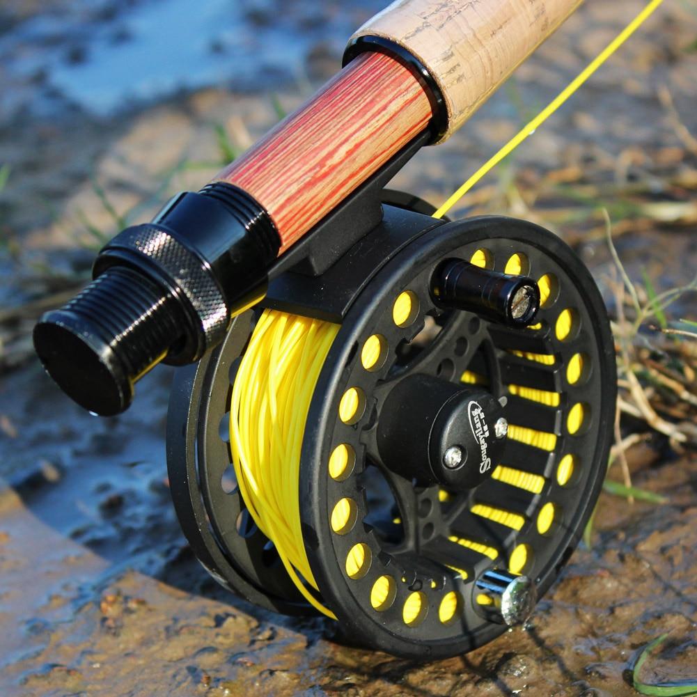 Sougayialng 2.7 m conjunto vara de pesca