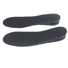 Buy 3-9cm Height Increase Insole Cushion Height Lift Adjustable Cut Shoe Heel Insert Taller ShockArch Support Absorbant Foot Pad directly from merchant!