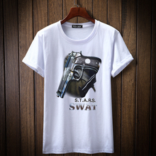 2020 New Summer Brand T-shirt man round collar short sleeve