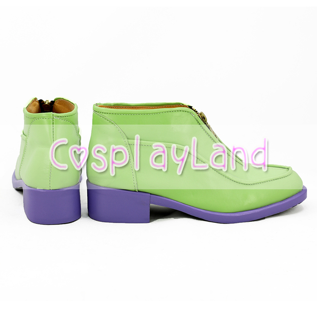 Giorno Cosplay Shoes