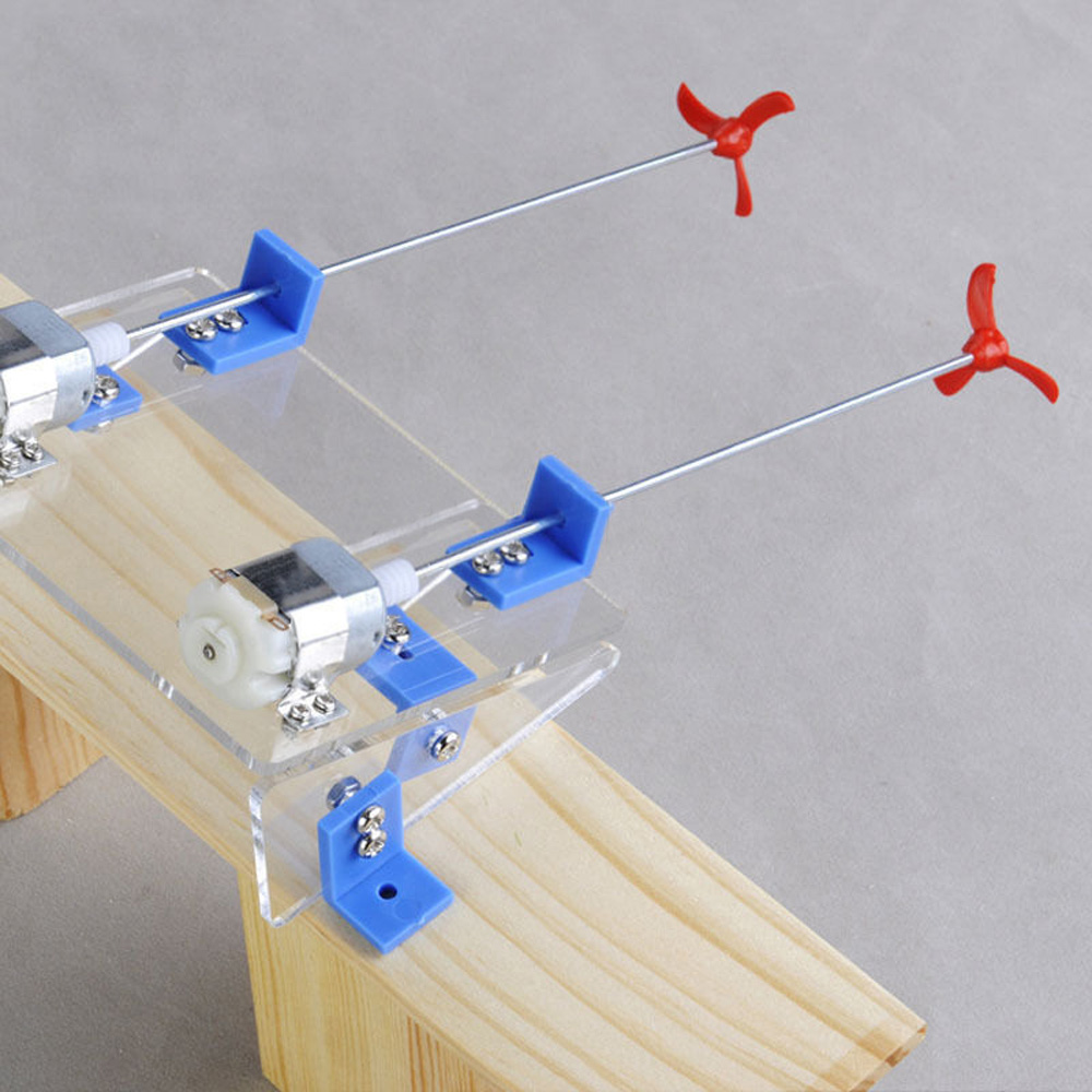 Remote Control Aircraft Deceleration Group Hollow cup Gear Motor with Propeller