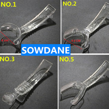4 Pcs High-Quality Autoclavable Dental Orthodontic Lip Cheek Retractor Mouth Opener Photograghic ( 5 Types for selection) deasin high quality 1pc dental oral photographic orthodontic implant lip cheek retractor opener tool