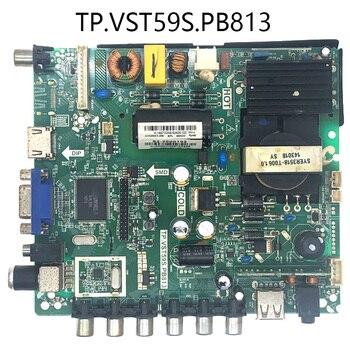 Goede Test Voor H32E12 32EU3000 Moederbord Tp. VST59S. PB813 Met Willekeurige Screen