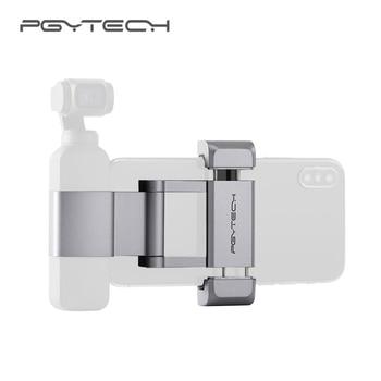 PGYTECH DJI Osmo Pocket Foldable Phone Holder + Osmo Pocket Bracket Set PGYTECH for DJI Osmo Pocket Original Accessory In Stock 1