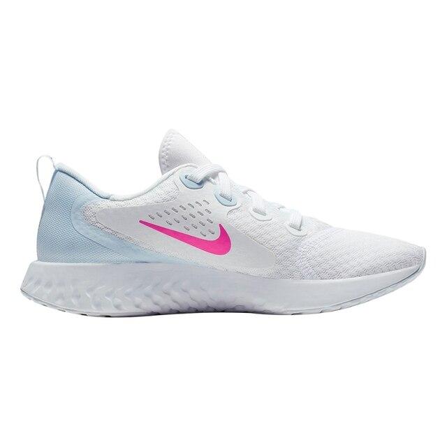Белые кроссовки Nike Rebel React (AA1626-102)