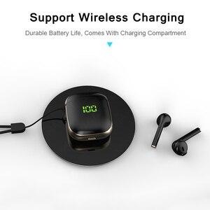 Image 5 - TWS Bluetooth 5.0 Earphones LED Display Mini Earbuds QI Wireless Charging Box Binaural HD Call Earbuds IPX5 Waterproof