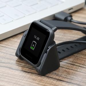 Image 5 - SIKAI Smart Horloge Opladen Dock Voor Amazfit Bip Charger Vervanging Draagbare Magnetische Cradle voor Xiaomi Huami Younth Smart Horloge