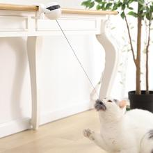 Get more info on the TPFOCUS Funny Cat Teaser Interactive Toy Electric Lifting Ball for Cat Training Tool